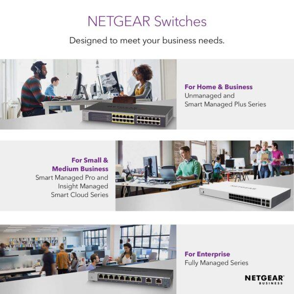 netgear switches - alameencomputers