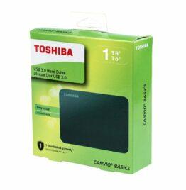 TOSHIBA 1TB EXHDD